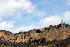 Panoramica di Montefalcone Appennino #marcafermana #montefalconeappennino #fermo #marche