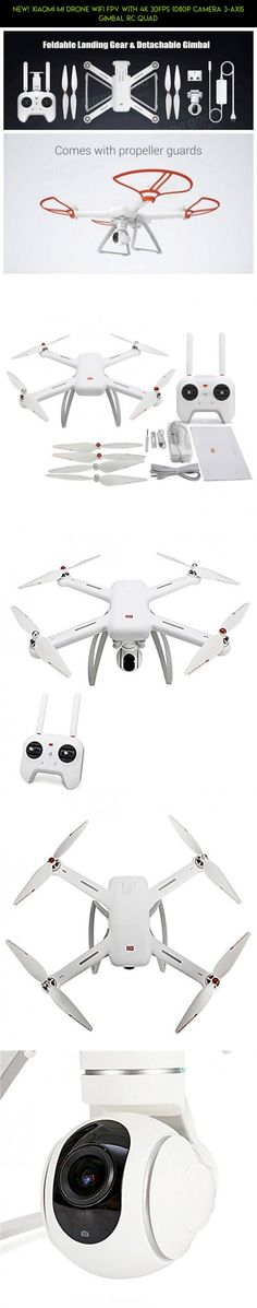 New! Xiaomi Mi Drone WIFI FPV With 4K 30fps 1080P Camera 3-Axis Gimbal RC Quad #shopping #mi #technology #tech #products #with #drone #& #gadgets #xiaomi #wifi #plans #parts #racing #camera #drone #fpv #fpv #30fps #1080p #kit #4k