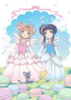 Card Capture Sakura Anime  Picture. ❤