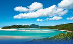 When you're ready, we look forward to booking your next Airlie Beach holiday package. Browse our unbeatable Airlie Beach holidays deals. We know travel - Flight Centre Whitehaven Beach Australia, Australia Beach, Queensland Australia, Visit Australia, Australia Travel, Great Barrier Reef, Places To Travel, Places To See, All Inclusive Urlaub