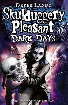 Skulduggery Pleasant: Dark Days (4) by Derek Landy. 10 out of 10. I think my friend in America helped me acquire this (you are definately NOT a muggle, you do have magic!) and I got to enjoy this book during a sick day. All my favourite villains. The scene where Valkyrie is looking for Skulduggery in that other world is... memorable. *evil giggle* Still fantastic, but a few gaps between the laughs. Who am I kidding, these books are hilarious!