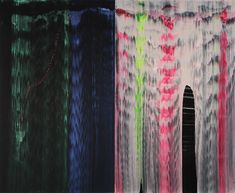 Ed Moses Artist | WM | Whitehot magazine of contemporary art | Ed Moses & Larry Poons