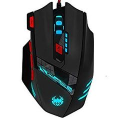 ZELOTES T-90 Wired USB Optical Game Mouse in 2019 | Computer