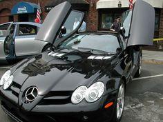Who couldn't adore a pic Mercedes Benz model!