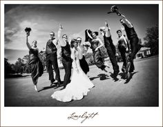 Limelight Photography, Wedding Photography, Avila Golf and Country Club, Bridal Party, www.stepintothelimelight.com