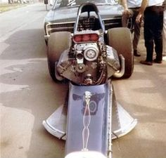 His 2nd Version That Some Contend Was The Cause Of Crash Cost Him Top Fueldrag