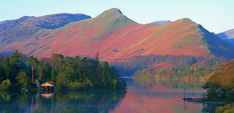 Go hiking in the Lake District. Have always just driven through on the way to the Mother-in-Laws in Scotland, but never stopped.