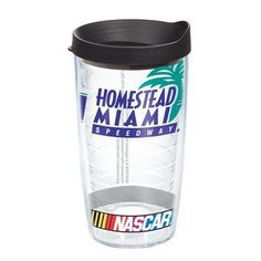 Tervis Tumbler Nascar Homestead Intl Speedway 16 Oz. Tumbler with Lid