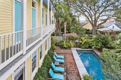 2613 Royal St, New Orleans, LA 70117 | MLS #2277400 | Zillow Heart Pine Flooring, Pine Floors, Home Insurance, Private Pool, Victorian Homes, Old Houses, Home Values, New Orleans, The Neighbourhood