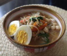 日本にいた時の日曜日のお昼ご飯って感じがして倍美味しく感じました。 - 3件のもぐもぐ - タンメン by fumikoizum