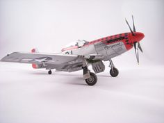 P-51 Mustang 1/48 Scale Model