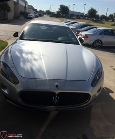 2010 #Maserati #Granturismo #BatteryReplacement @ #ActiveMotorwerks