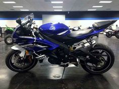 Used 2013 Yamaha YZF-R6 Motorcycles For Sale in California,CA. 2013 Yamaha YZF-R6, Sale Price: $8,799 Was: $9,999 RIGHT OUT OF THE CRATE, IT'S OUT OF THIS WORLD. From racing around the track in no time to conquering the urban maze in real time, the 2013 YZF-R6 turns heads as effortlessly as it does corners. And does everything to perfection. Light, powerful, and bristling with nearly every cutting-edge innovation, it features a taut, tunable chassis that lets it maneuver from upright to full…