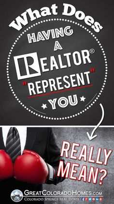 What does it mean to have a realtor represent you? (a great article on the 4 main benefits of being understood, being protected, gaining insider knowledge, and gaining mediator leverage)