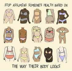 Because all bodies are good bodies and there is no compassion when cloaking critique as worry about someone's body.