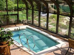 I would LOVE a swim spa one day!