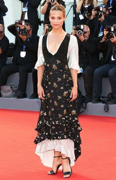The Venice Film Festival's Most Major Style Moments