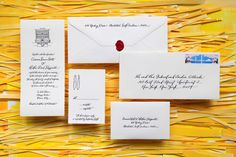 6 Gorgeous Calligraphy Ideas From Paperfinger!