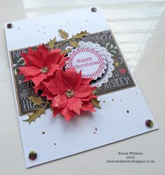 Craftwork Cards Blog: Christmas In July... by Emma Williams