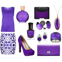 """""""purple people eater"""" by fairandcold on Polyvore"""