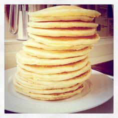 Pancake tower.