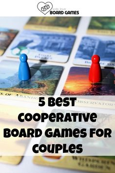 A list of our favorite cooperative board games for couples/favorite cooperative board games for 2 players. Board Games For Couples, Fun Board Games, Couple Games, Love Games, Family Games, Best Games, Games To Play, Games For Teens, Adult Games