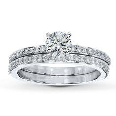 Hi. you're perfect.  Jared - Diamond Bridal Setting 1/4 ct tw Round-cut Platinum