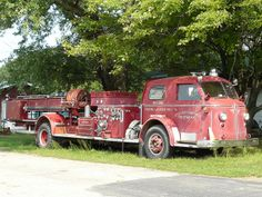 old fire trucks | Old Fire truck | Flickr - Photo Sharing!