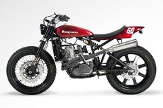 """David Andersson used to have a Husqvarna SMR 570 in his garage in Sweden. The he stumbled across the Mule Motorcycles website—Mule being Richard Pollock, creator of the Web Surfer Bike EXIF Calendar bike and a regular commenter here. """"I went down to my garage and started disassembling my supermoto to see if it could…"""