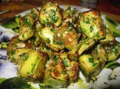 Кабачки получаются вкуснее мяса: с таким рецептом этот овощ полюбит кто угодно!