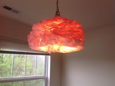 DIY decorative lamp light