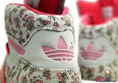 Adidas Jeremy Scott JS Metro Attitude High (MONOGRAM)