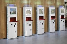 Ballyroan Self Service Units by South Dublin Libraries, via Flickr