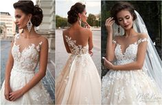 The Most Hottest Milla Nova 2016 Wedding Dresses | Deer Pearl Flowers - Part 9