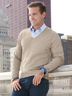 Teamproject pullover spring - like the sweater, but not necessarily with the button down under.  Different layer for you...