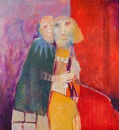 Mel McCuddin | The Lukewarm Lovers | The Art Spirit Gallery