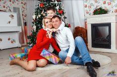 My Life Dream Blog: Новогодняя Фотосессия Лилии и её семьи . от Life D...