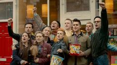 Exclusive: Striking British Miners Team Up with Gay Rights Activists in 'Pride' Pride 2014 Film, Pride Movie, Great Films, Good Movies, Freddie Fox, Step Up, Activists, Dance Videos, Jessie