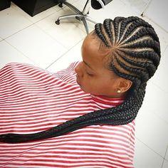 latest ghana weaving hair style 2016                              …