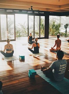 Tulum sounds nice enough-but when you add inspiring speakers, innovative workshops, & daily yoga, it gets even better! Insert the ultimate wellness retreat for creatives - Camaraderie.