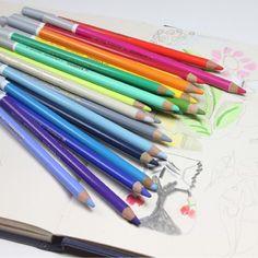 Las 8 Mejores Imágenes De Lápices De Colores Para Colorear