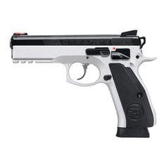 Pro Tuning CZ 75 SP 01 Shadow MAMBA Duotone (Kaliber 9 mm Luger) - Pistolen - Kurzwaffen - Sportwaffen - Schießsport Online Shop - Frankonia.de