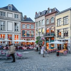 Mons, Mons, Belgium- lived here for 2 years.