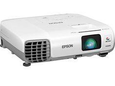 "Epson VS230 SVGA 3LCD Projector, 2800 Lumens Color Brightness. 3X Brighter Colors with Epson. 2800 lumens of Color Brightness, 2800 lumens of White Brightness. Great image quality with SVGA resolution. HDMI digital connectivity. Size (projected distance): 30"" - 350""."