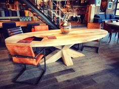 Ovale tafels - Zwaartafelen