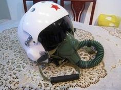 Look what I found on @eBay! FREE SHIPPING NEW CHINESE AIR FORCE TK-2A FLIGHT HELMET & 6512 OXYGEN MASK SET  http://r.ebay.com/EmlcwW