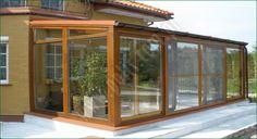 producent ogrodów zimowych, www.polis.com.pl She Sheds, Pergola Patio, Outdoor Rooms, Porch, Windows, Doors, The Originals, Garden, House