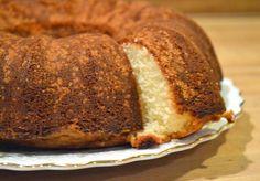 Bishop's Cake (aka The Best Pound Cake) — Unwritten Recipes Delicious Desserts, Dessert Recipes, Delicious Cookies, Baking Desserts, Cake Baking, Baking Recipes, Pound Cake Recipes, Pound Cakes, Carmel Cake