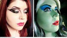 spider makeup halloween - Google Search