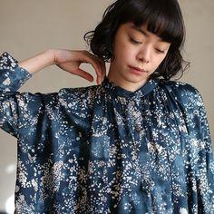 NANI IRO • Lei Nani Cotton Sateen Fabric • Sea Hawaii – The Draper s  Daughter Pattern 89f40f7fd